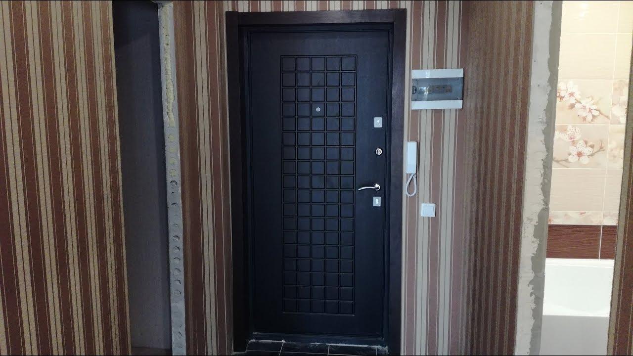 Как сделать откосы после установки входной двери фото 403
