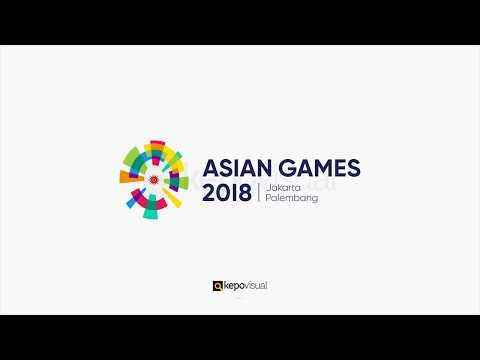 Animasi Logo Asian Games 2018