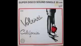 Download CALIFORNIA - VOLEREI (1986) VINYL ITALY - LYRICS MP3 song and Music Video