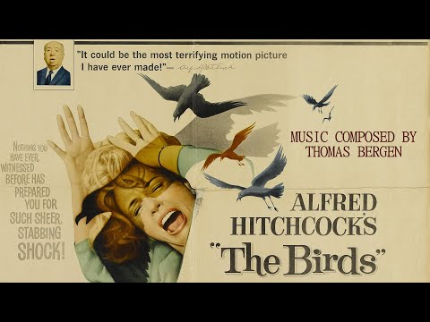 Alfred Hitchcock The Birds Complete Symphonic Score Soundtrack composed  Thomas Bergen