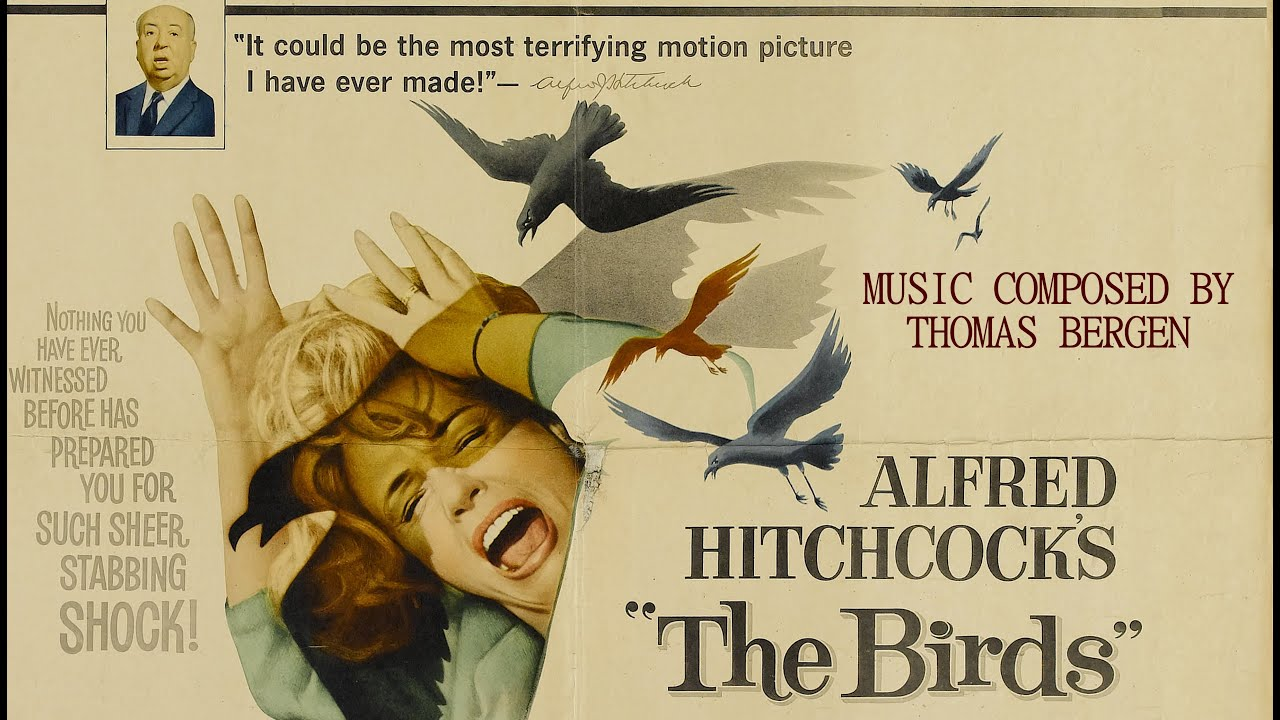 Alfred Hitchcock The Birds Complete Symphonic Score Soundtrack ...