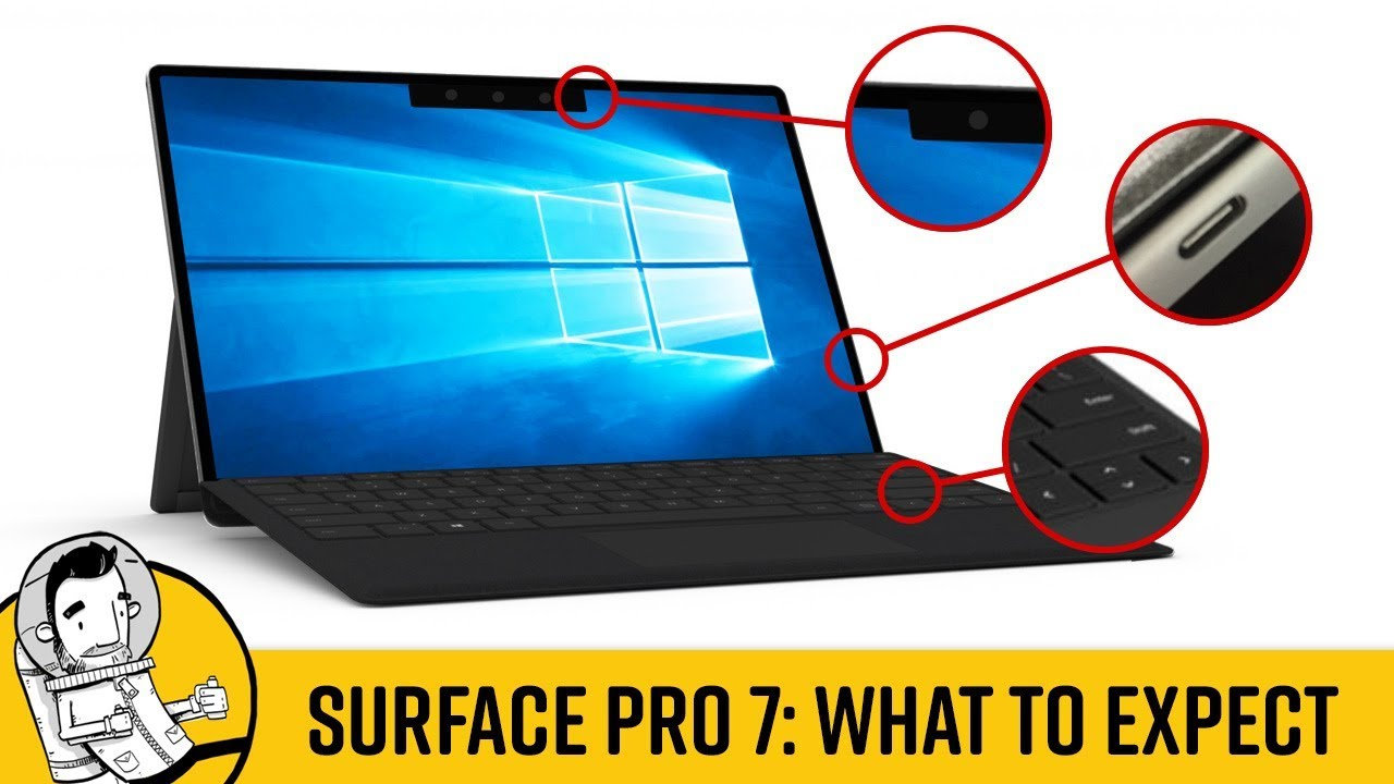 Surface Pro 7: Rumors and Updates