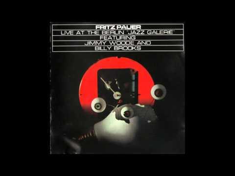 Fritz Pauer - Understanding [Germany, Live Jazz] (1970) -- Drum Break