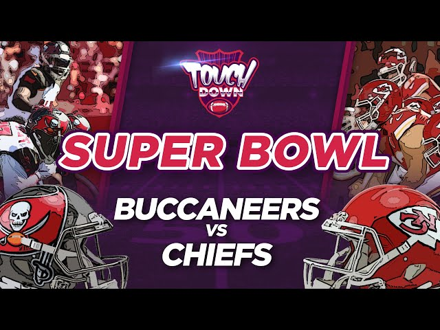 🔴 Chiefs vs Buccaneers / Le Super Bowl en direct (Football US)