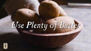Rich Food for Poor Folk - Frontier Potatoes!