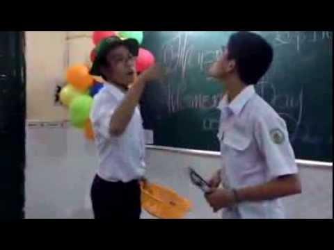 Xao xuyến xôi (Version 11c2 THPT Nguyễn Khuyến)