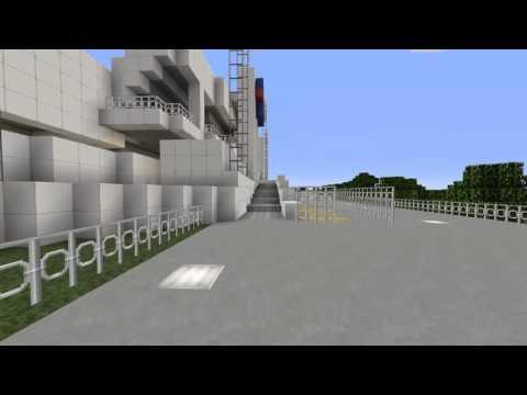 Minecraft: Ralph Wilson Stadium