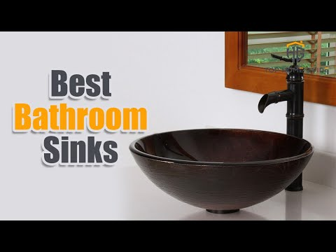 ▶️bathroom-sinks:-top-5-best-bathroom-sinks-for-2020---[-buying-guide-]
