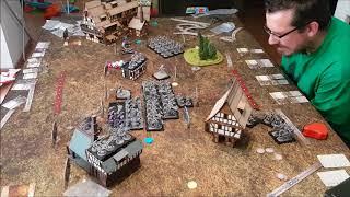 Runewars   200 puntos   Waiqar vs Daqan   4ª Partida