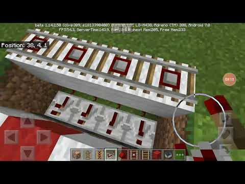 how-to-make-a-rail-road-crossing-in-minecraft-beta