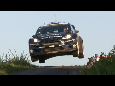 Best Of Rally 2014 WRC Action [HD]