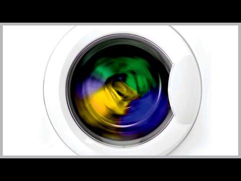 Скорость вращения барабана стиральной машины
