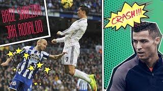 Trenuj z Lepszym Piłkarzem #4 - bądź skoczny jak Ronaldo | R-GOL.com