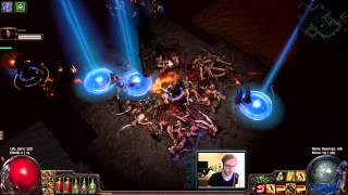Path of Exile HOW TO: Kill Torture Chamber Boss (Shock and Horror)