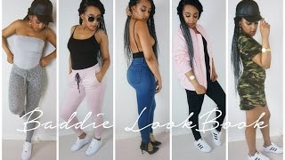 lookbook estilo baddie instagram baddie inspired outfits    joyce carter
