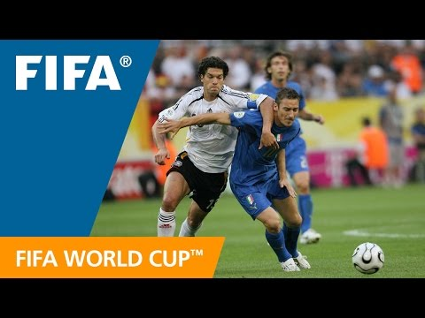 World Cup Highlights: Germany - Italy, Germany 2006