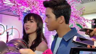Elmo Magalona praises new leading lady Janella Salvador