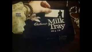 Cadburys Milk Tray Chocolates - All because the lady loves