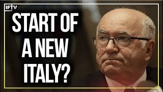 TAVECCHIO RESIGNS!!! Will Italian football return to the top now??