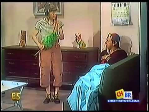 chaves quico doente