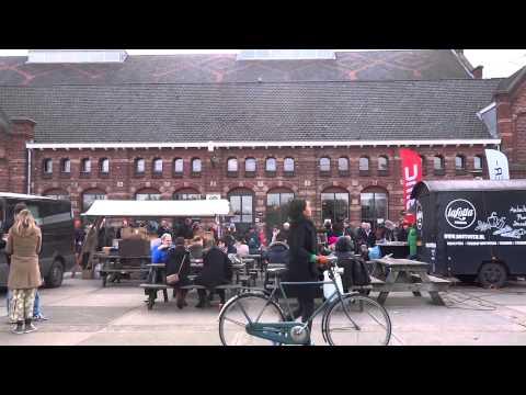 Sunday Market Westerpark Amsterdam