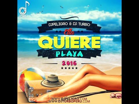 DJ PELIGRO - Ella Quiere Hmm..Haa..Hmm Ella Quiere Playa Ft Dj Turbo (Danger Style)