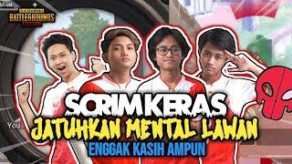 BEGINI CARA BIGETRON RA BIKIN MENTAL LAWAN DOWN !! - PUBG MOBILE INDONESIA | Luxxy Gaming