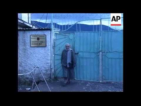 Albania: Widow Of Former Communist Dictator Released From Prison - 1997