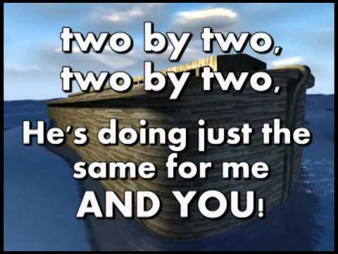 Two By Two by Ed Kee and David Hunt from Crazy Praise Vol. 3