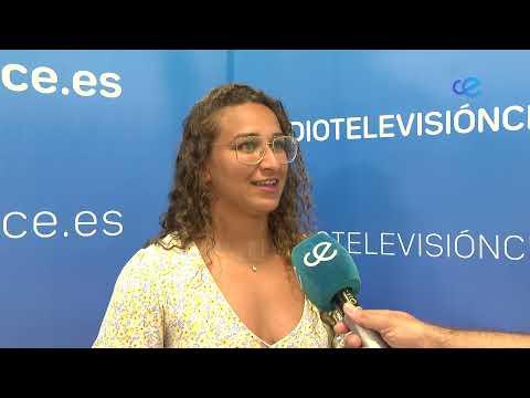 Noor Abdeselam, la nadadora que pasea el nombre de Ceuta por las piscinas de España