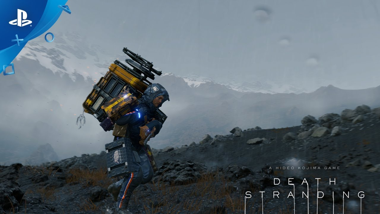 Death Stranding - Cargo Short Trailer | PS4 thumbnail