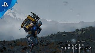 Death Stranding - Cargo Short Trailer | PS4