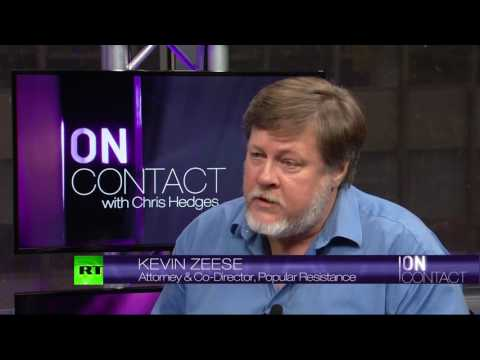 On Contact: Resistance in the Age of Trump