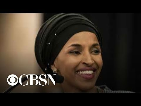 Rep. Ilhan Omar under fire for suggesting GOP supports Israel for campaign donations Mp3