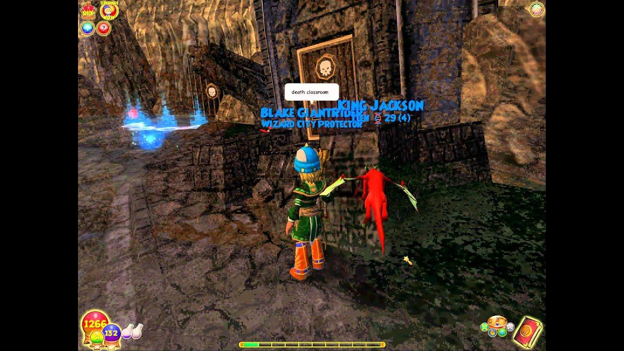 Wizard 101 Guide: Death School