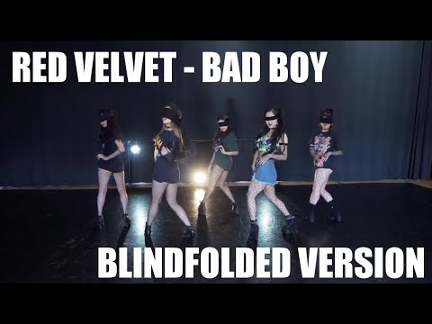 [EAST2WEST] Red Velvet (레드벨벳) - Bad Boy Dance Cover (Blindfolded Ver.)