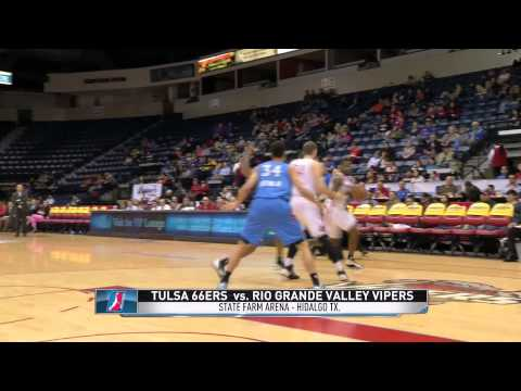 Highlights: Mario Little & OKC's Roberson lead way in record-setting win