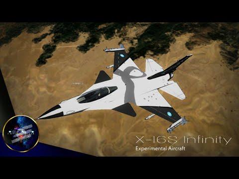 Vector Thrust - X-16S Infinity Demo  