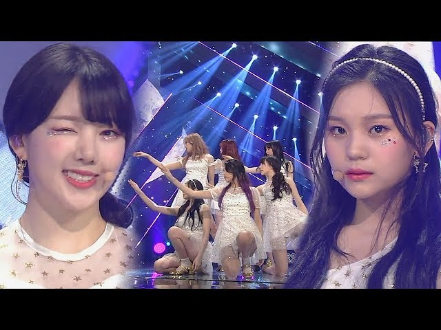 《EMOTIONAL》 GFRIEND(여자친구) - Time for the moon night(밤) @인기가요 Inkigayo 20180513
