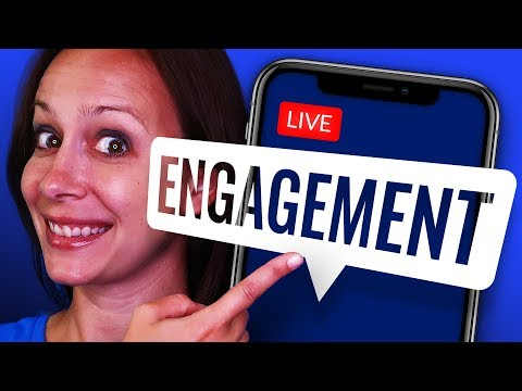 Increase Engagement in LIVE Video: 7 Rules for YOUniquely You™ Content!