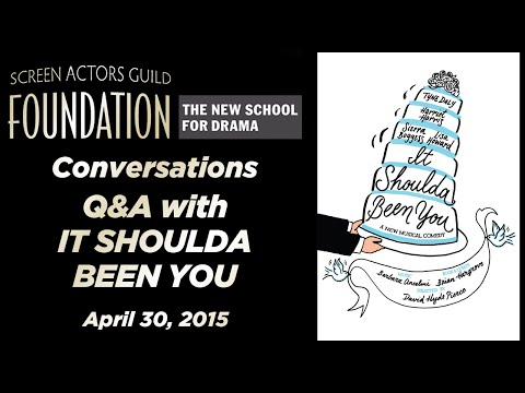 Conversations with the Cast of IT SHOULDA BEEN YOU