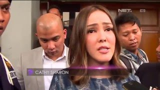 Cathy Sharon Bersikeras Pertahankan Rumah Tangga