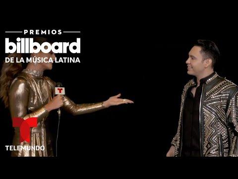 Premios Billboard 2020: Raymix nos cuenta lo que aprendió de Paulina Rubio