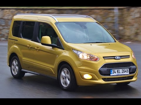 Test - Ford Tourneo Connect