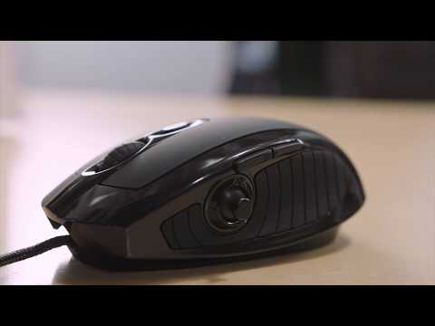 It's NOT just a mouse! Lexip 3D Mouse!