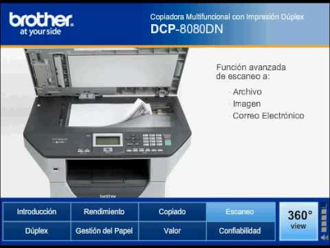 BROTHER DCP-8152DN LAN DRIVER FOR PC