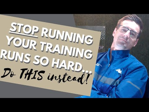 Aerobic vs. Anaerobic Training How should you be running...