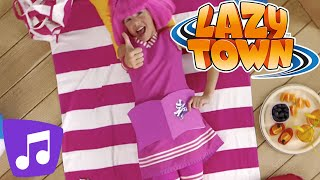 lazy town summer is the season music video