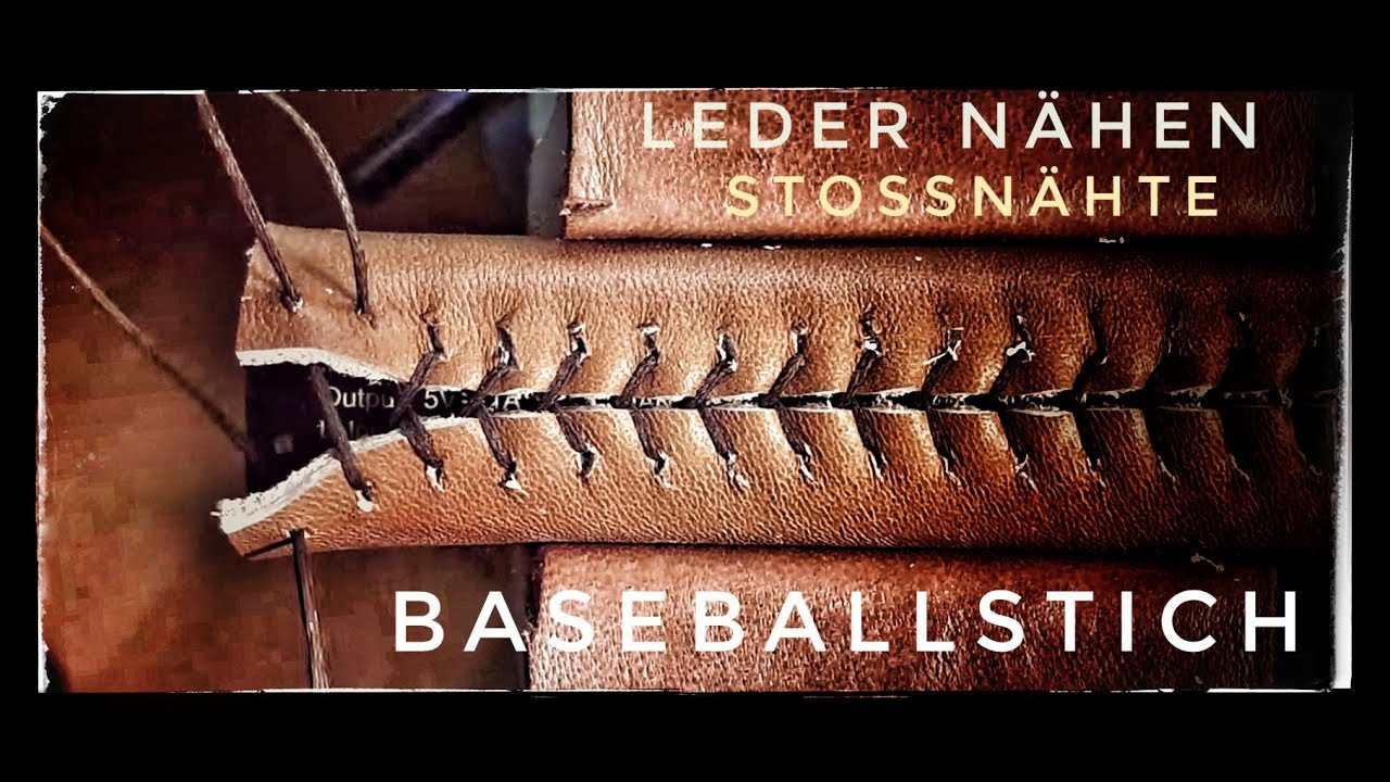 Baseballstich By Rabom