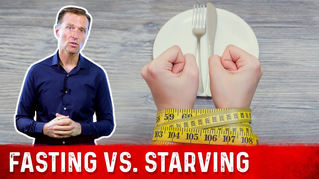 When Does Fasting Turn Into Starving?